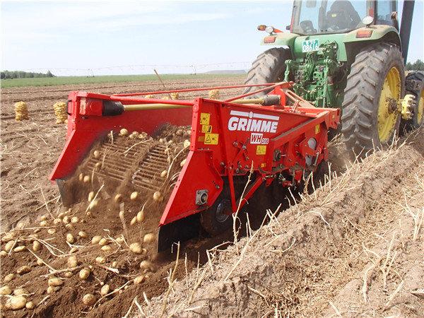 吉林快三3期计划—GRIMME(格立莫)WH200马铃薯收获机