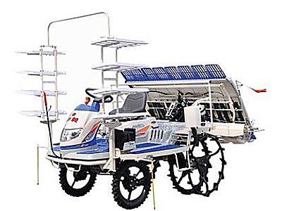 东风井关PZ80-25乘坐式高速插秧机