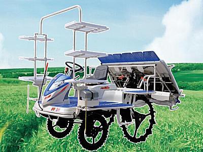 东风井关2Z-6B5(PZ60-AHDRT)乘坐式高速插秧机