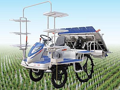 东风井关2Z-6B4(PZ60-AHGR)乘坐式高速插秧机