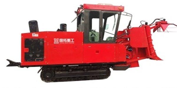 国拓重工4GL-1-Z239A甘蔗收割机