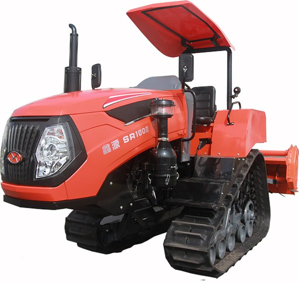 重庆鑫源SR1002履带拖拉机