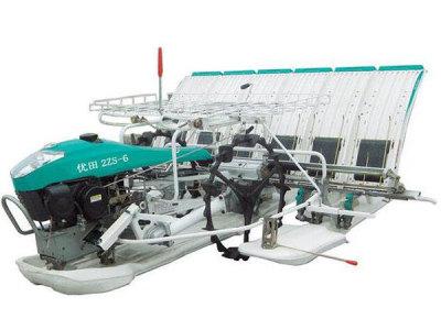优田2ZS-6手扶式水稻插秧机