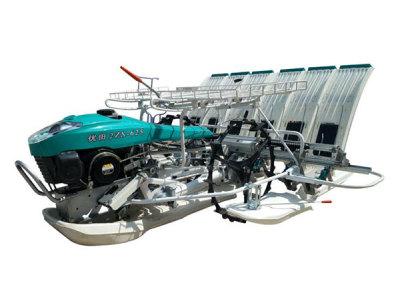 优田2ZS-625乘坐式水稻插秧机