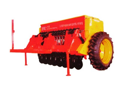 云山2BFMQ-15小麦免耕施肥播种机