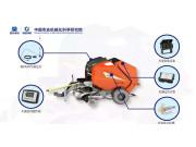 9YGJ-2.2型圆捆打捆机