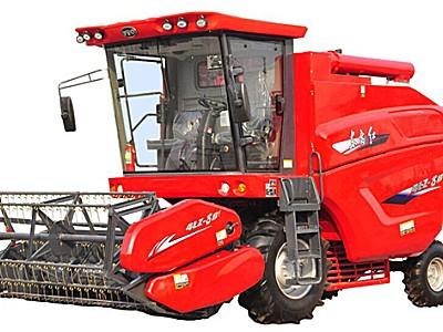 东方红4LZ-8B1自走式谷物联合收割机