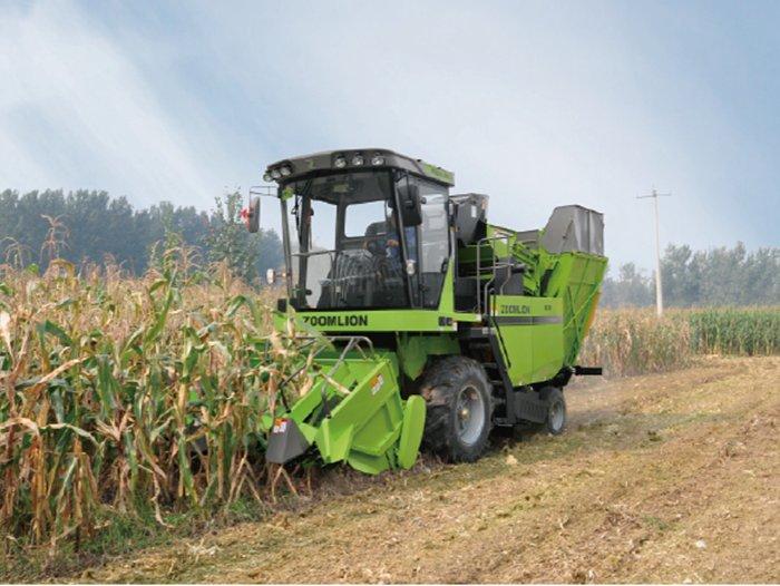 㑰l��Ʊ�ֻ�app_中联谷王CE40(4YZ-4E1)玉米收割机