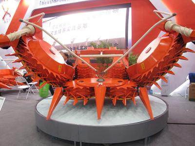 鑫万达9QX-4500B青贮割台