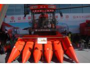 4YZ-5型自走式玉米籽粒收获机