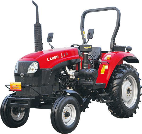�����Ʊ��ַ_东方红LX950轮式拖拉机