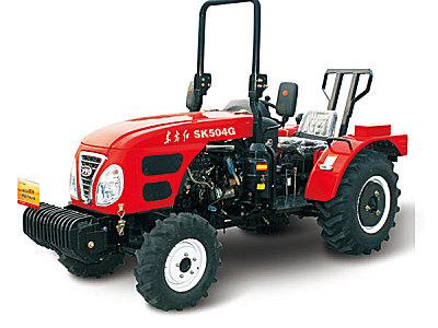 东方红SK504G果园型轮式拖拉机
