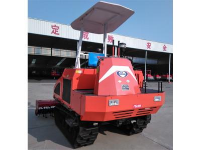 宝田1GZ-230履带自走式旋耕机