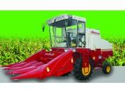 4YZ-4L玉米收割机