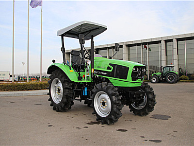 道依茨法尔CD554S水田专用轮式拖拉机