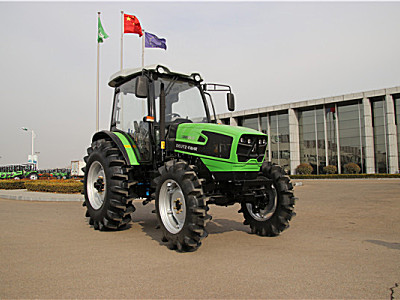 道依茨法尔CD804S水田专用轮式拖拉机