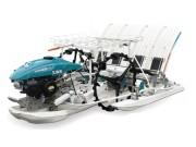 久保田2ZS-4B(SPW-48C25)手扶式插秧机