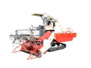 沃得4LZ-4.0E自走式履带式谷物联合收割机