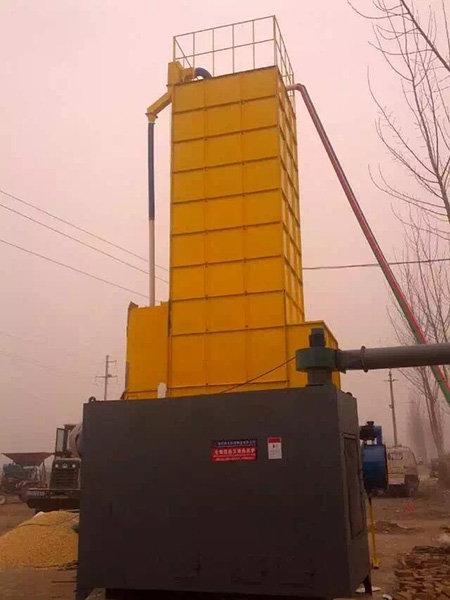 河南新光5HXG-135粮食烘干机