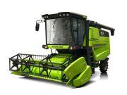 TE80小麦收割机