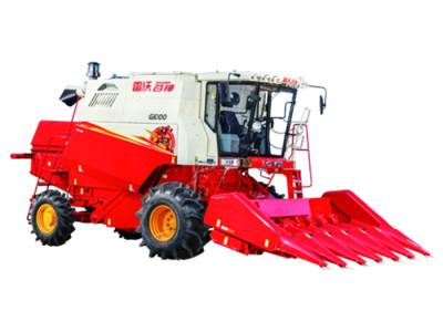 雷沃谷神GK100(4LZ-10)型小麦收割机