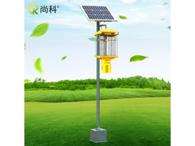 尚科太阳能SK-TDZ40杀虫灯