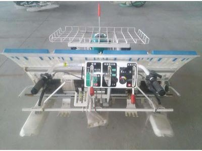 江苏鸿辉2ZS-4A手扶式水稻插秧机