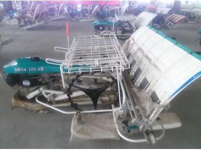 江苏鸿辉2ZS-6手扶式水稻插秧机
