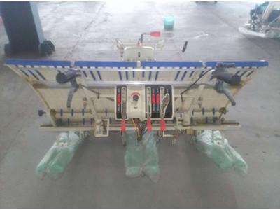 随州神农2ZS-4手扶式水稻插秧机