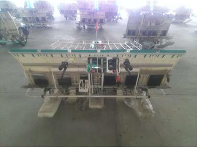 随州神农2ZS-6手扶步水稻插秧机