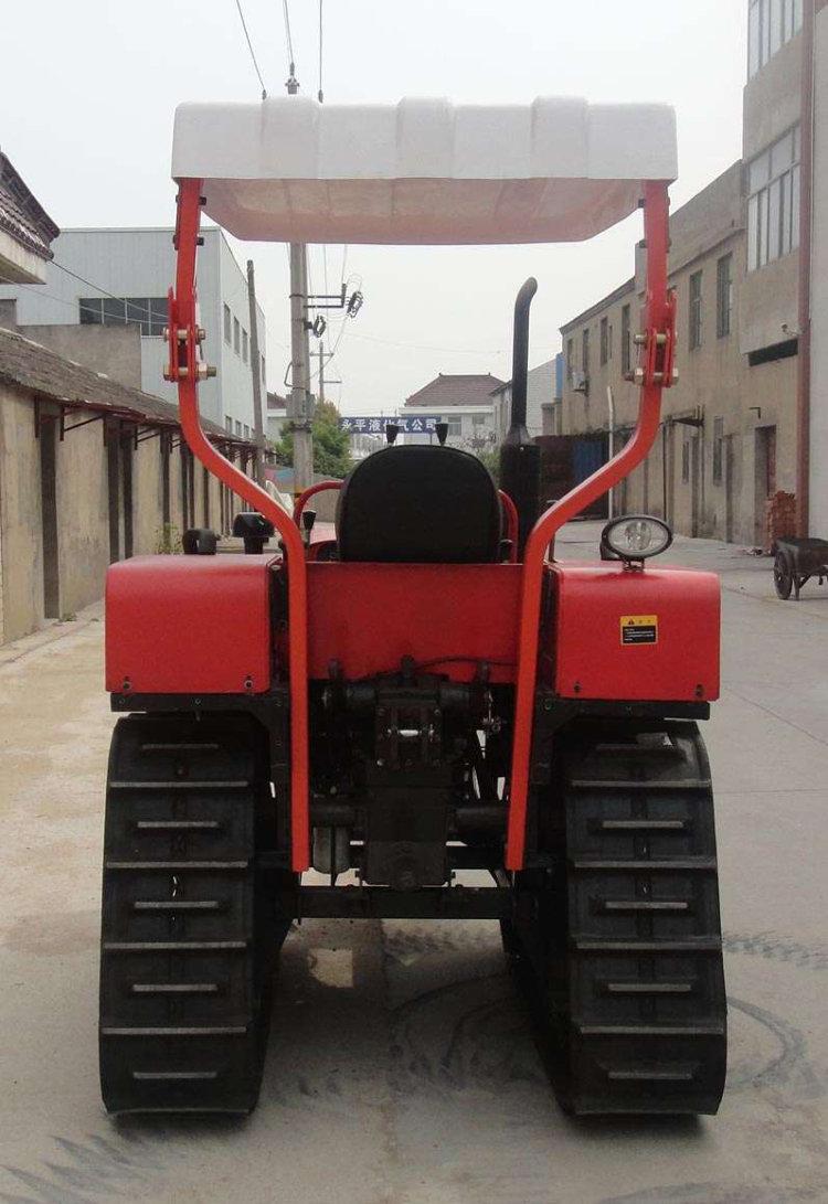 江苏爱凯FS702履带式拖拉机