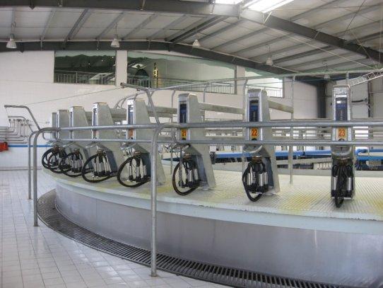 利拉伐9JRP-30挤奶机