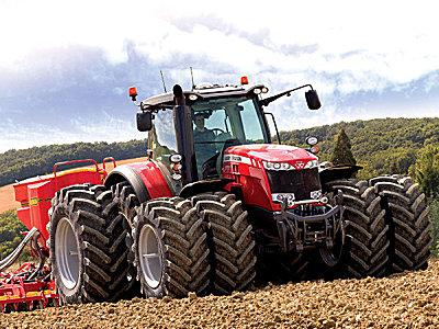 麦赛福格森MF 3004拖拉机