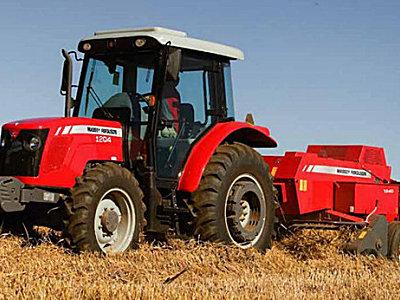 麦赛福格森MF 1004型拖拉机