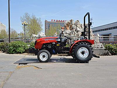 鲁中500A拖拉机