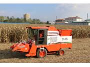 4YZX-2C玉米收获机