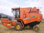 4LZ-6全喂入谷物联合收割机