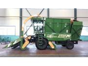 4YZQP-4玉米收割机