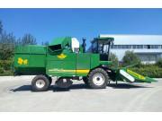 4YZP-4Y玉米收割机