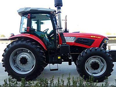 亿嘉迪敖YJ-2004轮式拖拉机