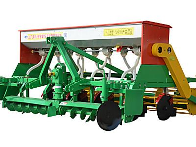 大华宝来2BFJ-9/5型小麦宽苗带施肥精量播种机