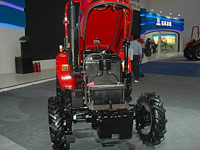 东风404-10轮式拖拉机