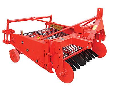 中机美诺1520双行马铃薯挖掘机