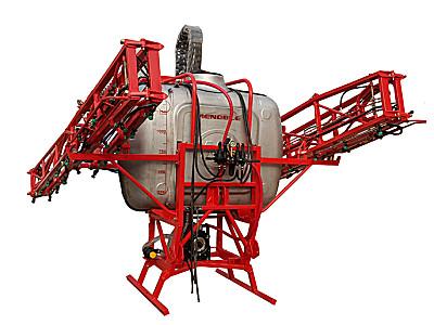 中机美诺3880系列喷杆式喷雾机