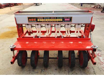 金园宝2BX-6小麦宽幅免耕精量播种机