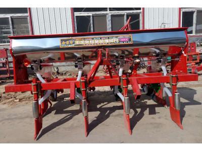 金园宝2BYF-4玉米免耕施肥播种机