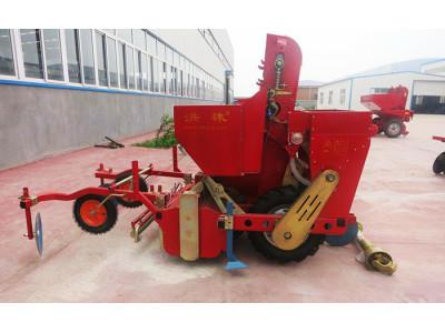 洪珠2CM-2C型大垄双行马铃薯播种机
