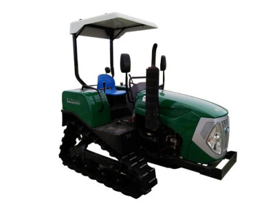 湖南稻田DT752轻型履带拖拉机