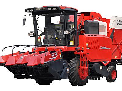 中联收获4YZ-4W(S400)自走式玉米联合收割机