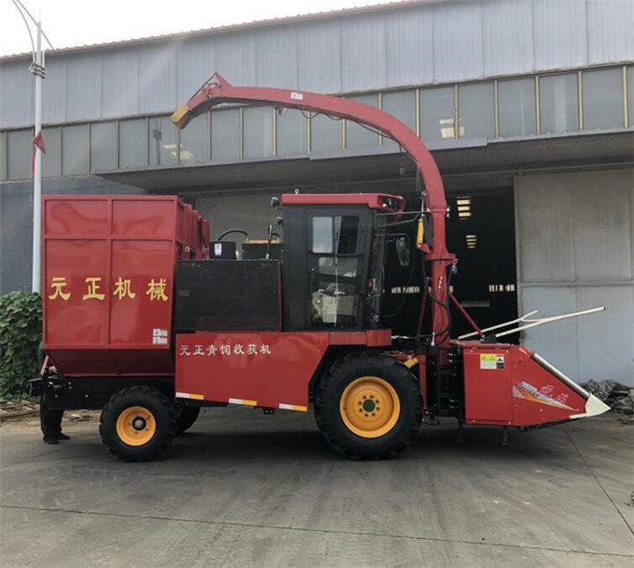 元正农业9QZ-2100型青饲料收获机